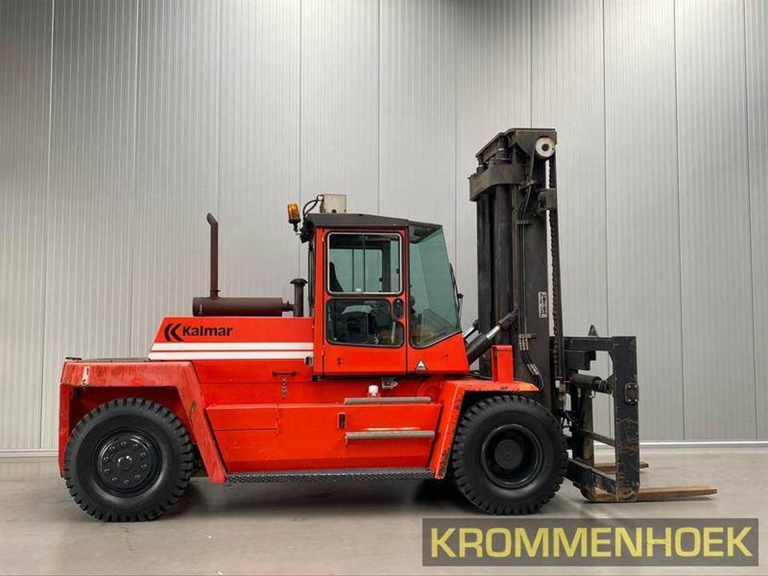 vorkheftruck Kalmar DCD 160-6 1997