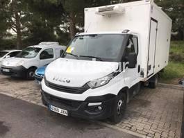 koelwagen bakwagen Iveco 35C16 2017