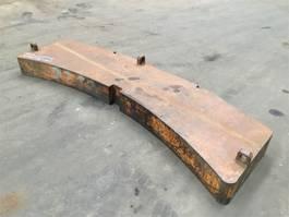 overige equipment onderdeel Faun RTF 50-4 counterweight