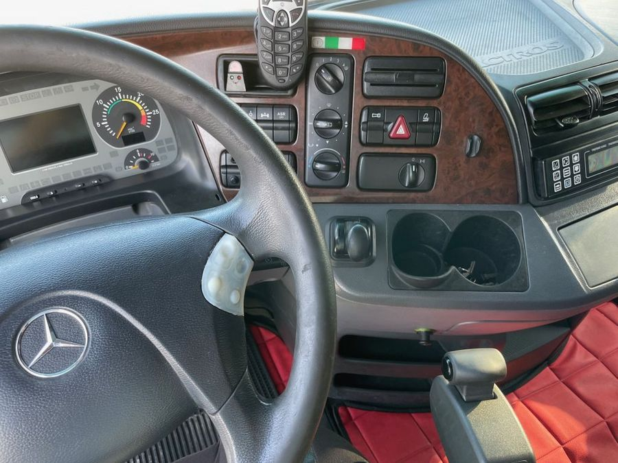 Mercedes-Benz - Actros 2544 Thermoking 0°C 11