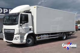 bakwagen vrachtwagen DAF CF 250 Bak + Klep E6 Automaat 2015