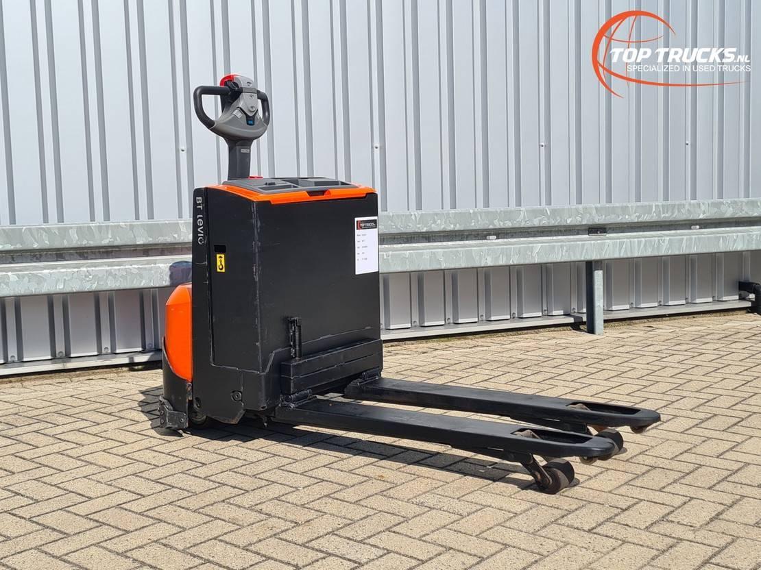 vorkheftruck BT LWE 160 Meeloop stapelaar - Electro pallettruck - incl. Lader, Elektrohu... 2017