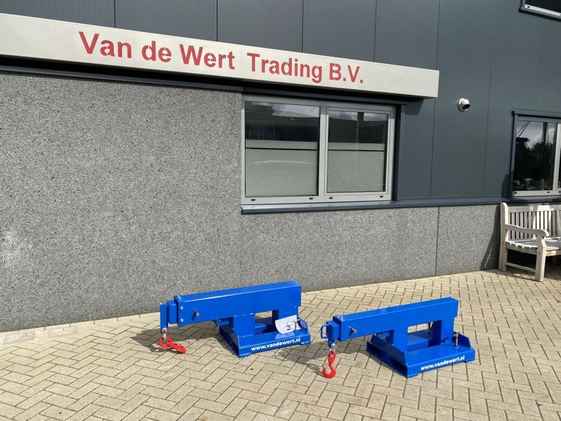 vorkheftruck Diversen lastarm hijsjip hijsarm 2500kg/4750kg tbv heftruck kraanarm