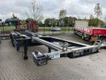 FCCA08EY, 3-assen, containerchassis