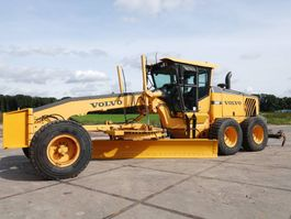 grader Volvo 960 - Good working condition / Incl. Ripper 2010