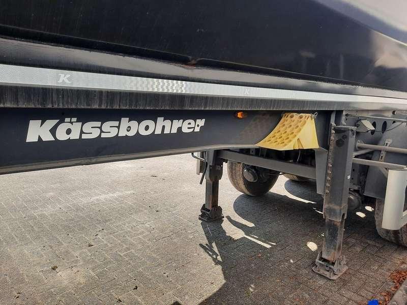 KAESSBOHRER - DL Auflieger/ Kipper 27 M³ 6