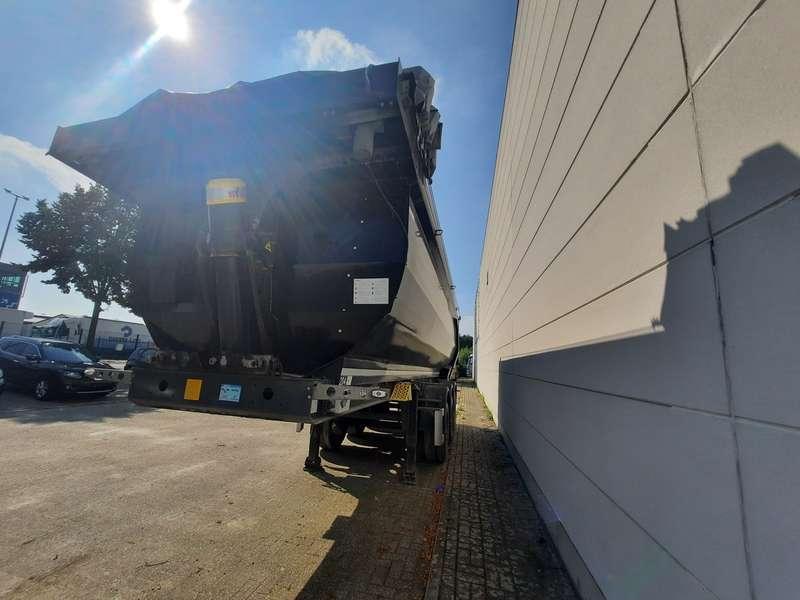 KAESSBOHRER - DL Auflieger/ Kipper 27 M³ 2
