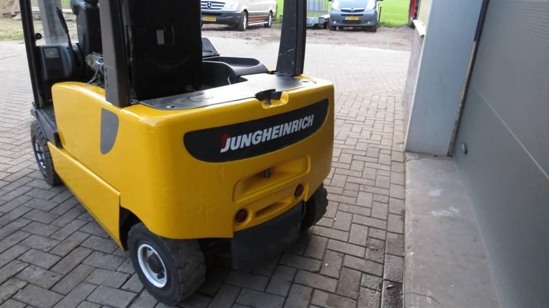 vorkheftruck Jungheinrich 116 heftruck elektrische zeer goed