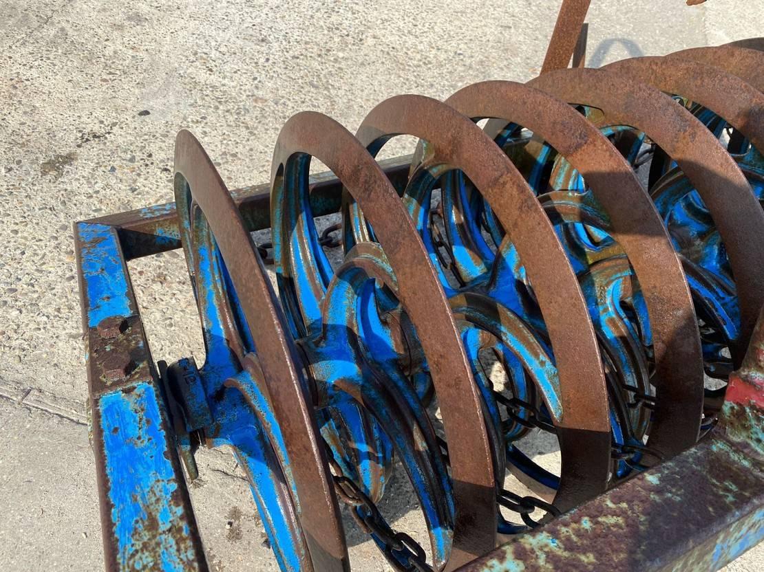 roller Diversen Vorenpacker Aandrukrol