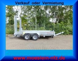 dieplader aanhanger Möslein TT 8-E5x2 Tandemtieflader, Feuerverzinkt 2021