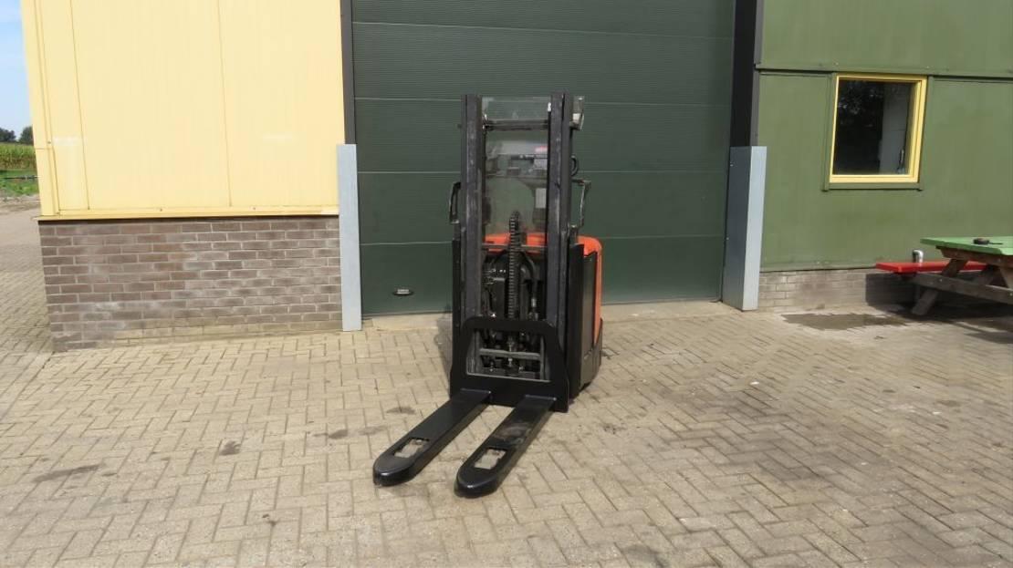 vorkheftruck BT spe200d stapelaar elektrische zeer goed 2015