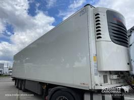 koel-vries oplegger Schmitz Cargobull Semitrailer Reefer Standard Dubbele laadvloer 2016