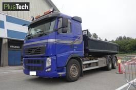 containersysteem vrachtwagen Volvo FH 540 2010