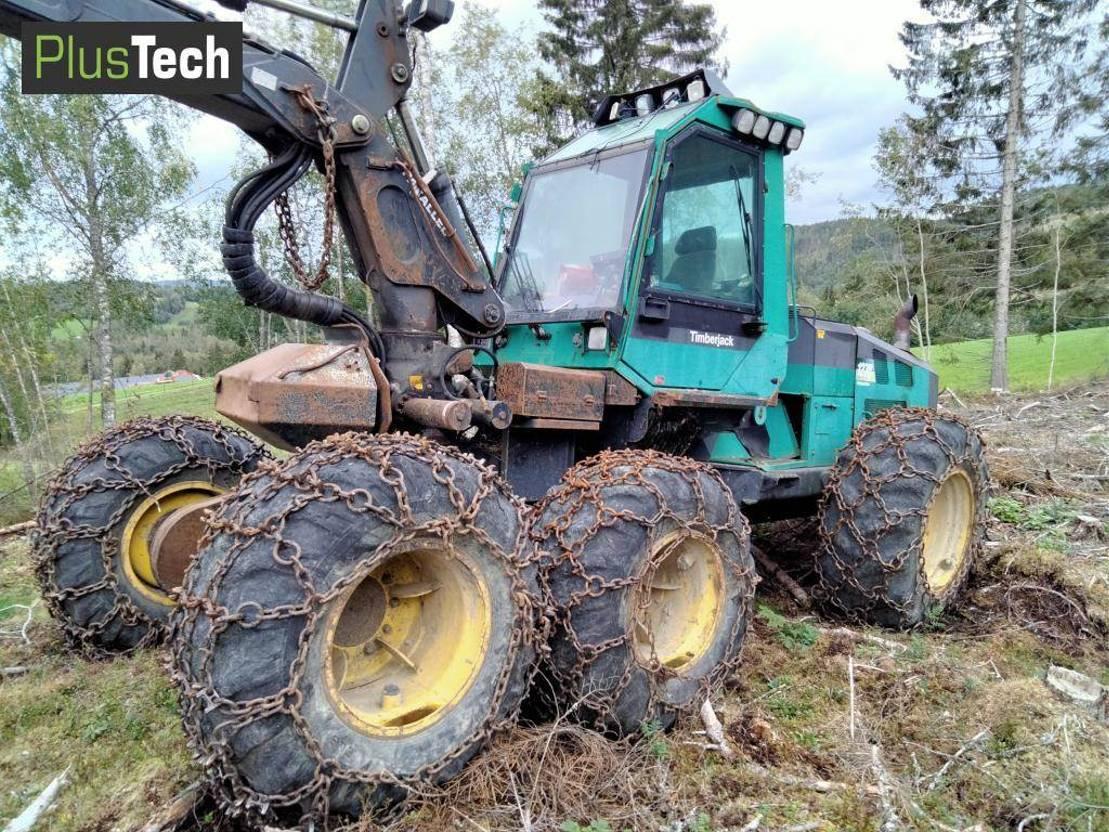 overige oogstmachines Diversen Timberjack 1270 1996