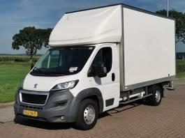 gesloten bestelwagen Peugeot 2.0 163PK 2017