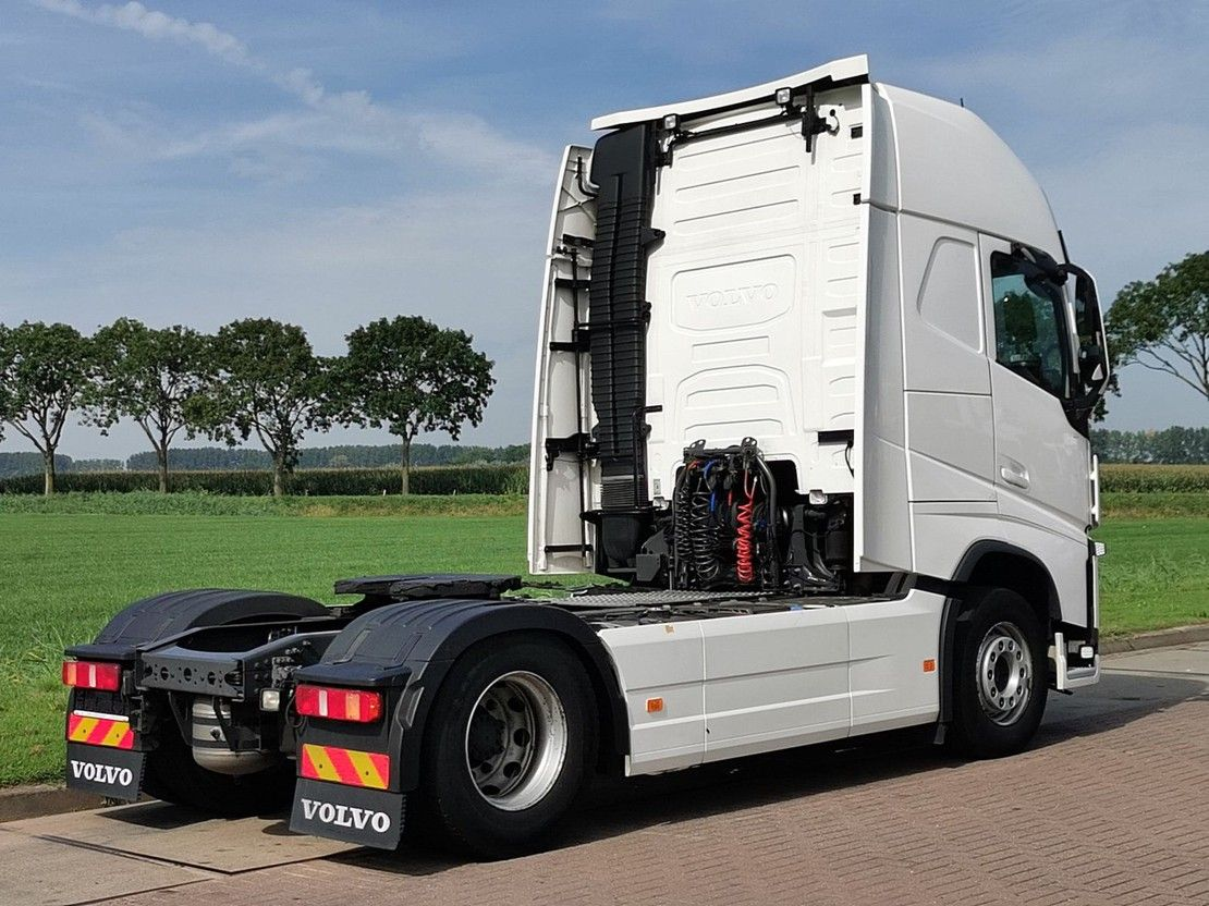 standaard trekker Volvo FH 460 retarder 2016