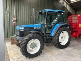 standaard tractor landbouw New Holland 6640 SLE 1997