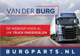 cabine - cabinedeel vrachtwagen onderdeel MAN TGS euro 5 Grille