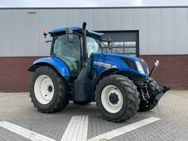 standaard tractor landbouw New Holland T6.145 EC 2017