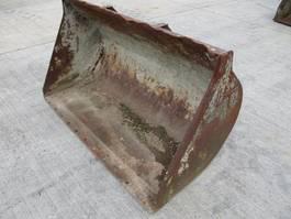 uitrusting overig JCB bak met mini-aansluiting 1,50 m