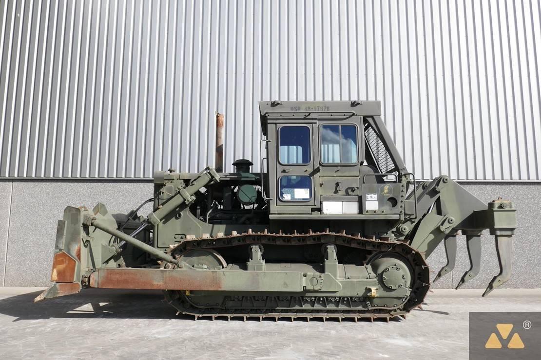 rupsdozer Caterpillar D7G Ex-army 2010
