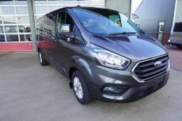 gesloten bestelwagen Ford 300 2.0 TDCI 170pk L2H1 Limited Airco/Navi/Cruise/Camera/Schuifdeur L+R ... 2021