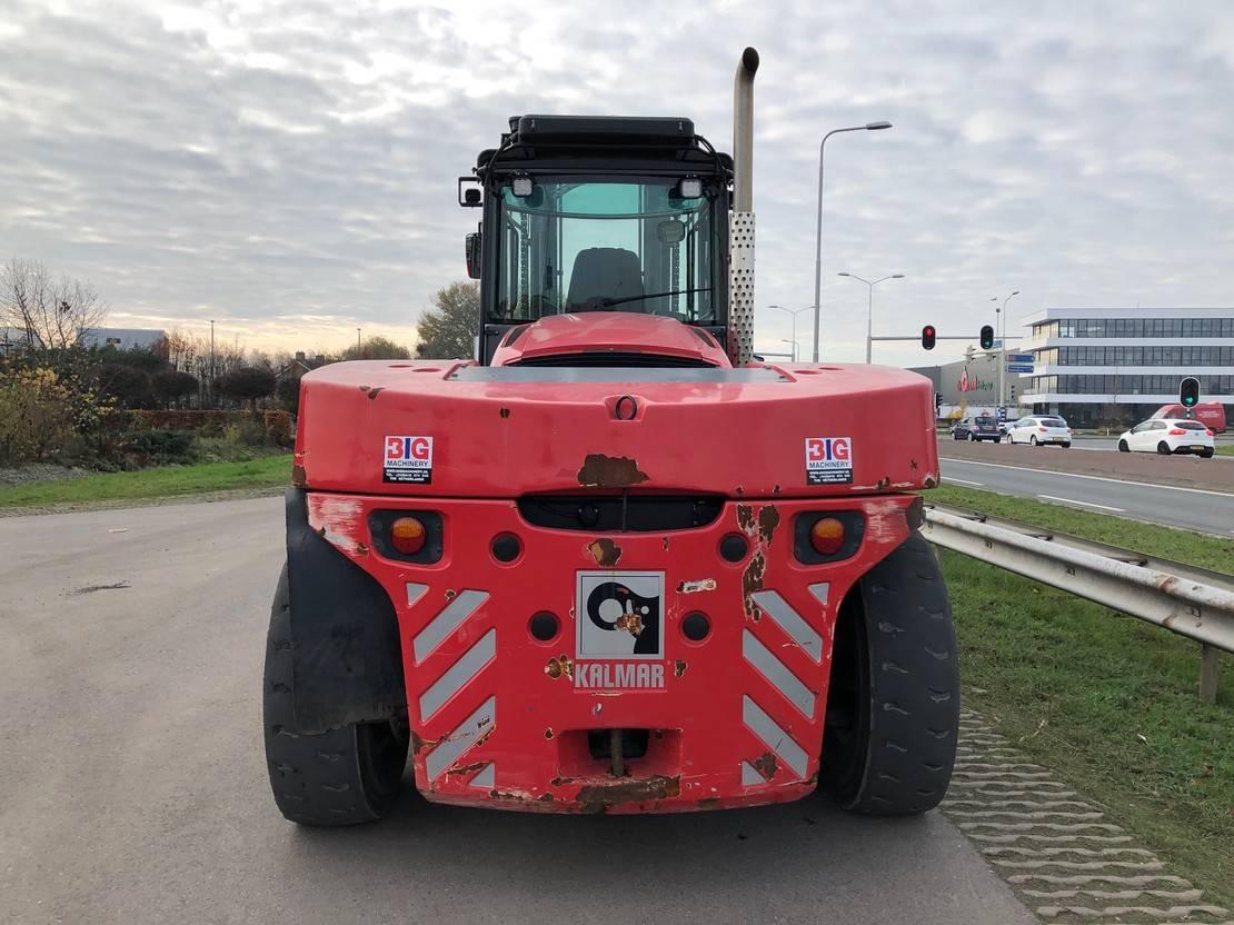vorkheftruck Kalmar DCG160-12 2015