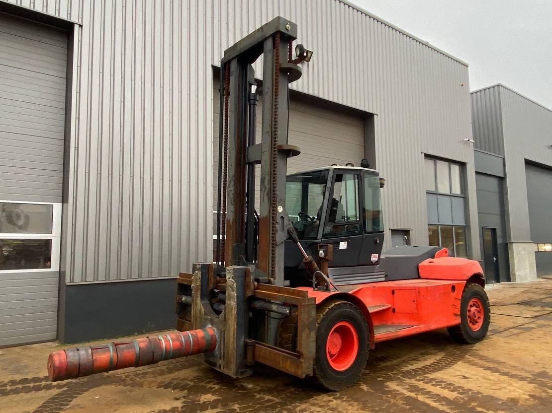 vorkheftruck Linde H120-120 2000