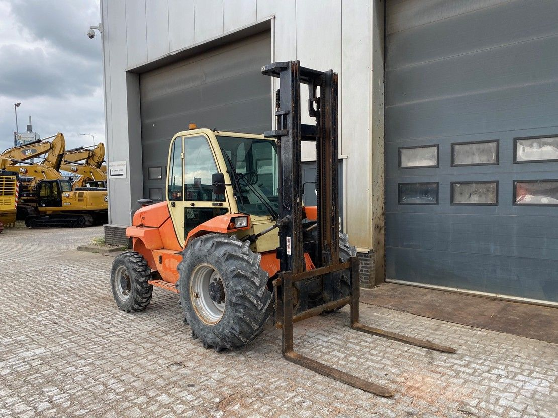 vorkheftruck Manitou M30-4 Rough Terrain Forklift 2005