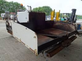 asfalteermachine rups Vogele SUPER 800 2006