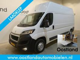 gesloten bestelwagen Peugeot 2.2 HDI L3H3 XT / Laadklep / Airco / Cruise Control / Navigatie / 3-Zits... 2016