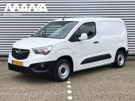 gesloten bestelwagen Opel 1.6D 100PK L1H1 Navigatie Airco Camera Cruise Cargolock 2019