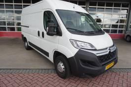 gesloten bestelwagen Citroën 30 2.0 BlueHDi 130pk L2H2 Economy Airco/Camera/parkeersensoren (Nr. 55) 2019