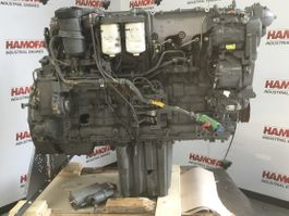 Motor auto onderdeel Liebherr D936-A7 USED