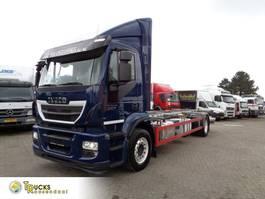 chassis cabine vrachtwagen Iveco Stralis 310 Euro 6 + Dhollandia Lift 2015