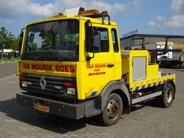 takelwagen-bergingswagen-vrachtwagen Renault Midliner 150 S150-08/B 1996
