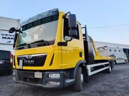 takelwagen-bergingswagen-vrachtwagen MAN TGL 12 Depannage / Depanneur Euro6 2018