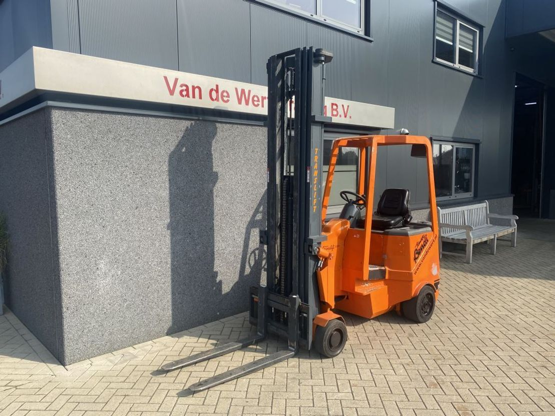 vorkheftruck Bendi Translift BE2065SS triplo650 freelift sideshift 2000