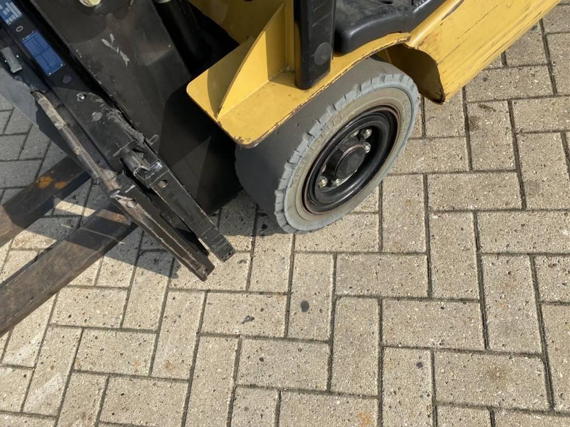 vorkheftruck Caterpillar Heftruck EP18NT duplo330 sideshift 4825uur