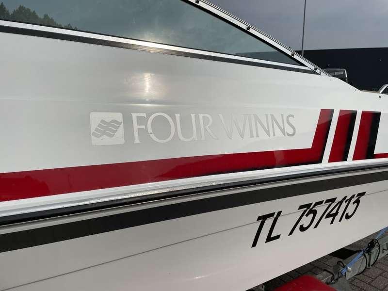 Diversen - Fourwinn 205 sundowner 630 Lang incl trailer 2