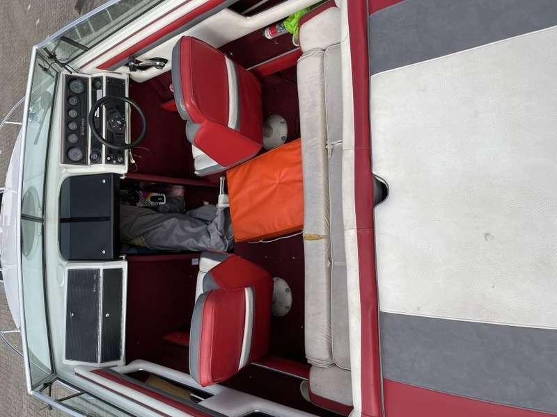 Diversen - Fourwinn 205 sundowner 630 Lang incl trailer 7