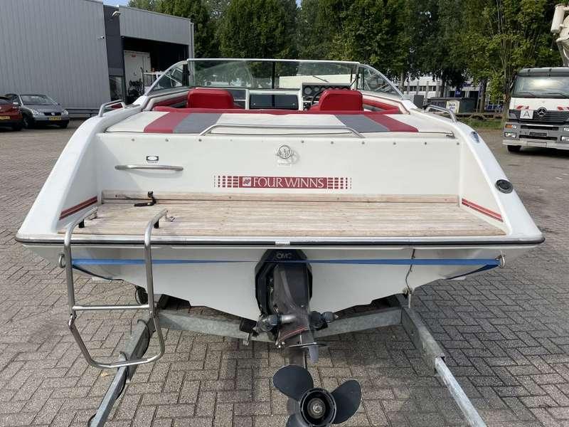 Diversen - Fourwinn 205 sundowner 630 Lang incl trailer 3