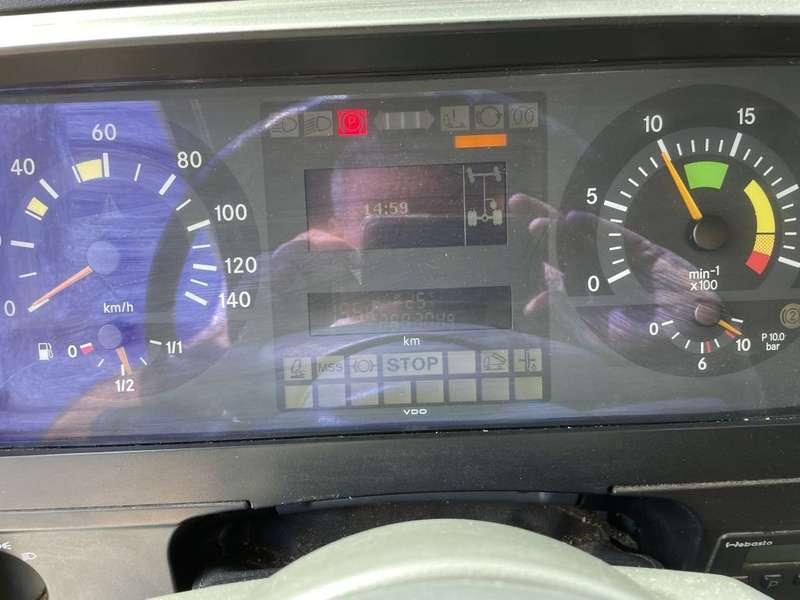 Mercedes-Benz - Vacuümpomp combinatie 7