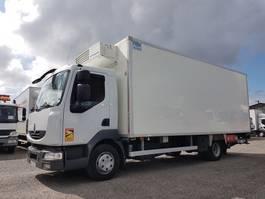 koelwagen vrachtwagen Renault 220dxi.12 - REFRIGERATED BOX + TAIL LIFT 2010