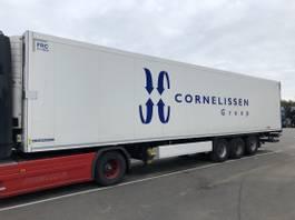 koel-vries oplegger Krone N/A Koeloplegger met Carrier Vector mit 2586 Stunde!!!!!!!!! 2014