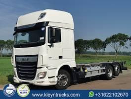 wissellaadbaksysteem vrachtwagen DAF XF 480 ssc 6x2 far intarder 2018