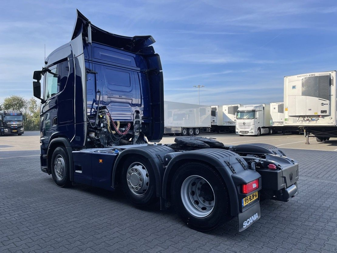 standaard trekker Scania S450 6x2 hydr 2017