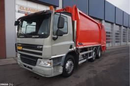 vuilniswagen vrachtwagen DAF CF 250 FAG 75 Manual 2008