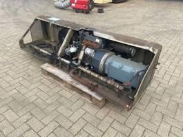 generator Kubota V1505 Vrachtwagen aggregaat 12.5 kVA generatorset