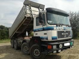 kipper vrachtwagen MAN 35.422 8X4 tipper - PERFECT 1995